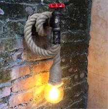 Vintage Wandlampe Wandleuchter Hängelampe Retro Industrie Design Bar Haus Deko
