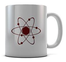 Science Atom Atomic Symbol Mug Cup Present Gift Coffee Birthday