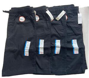 Wonder Nation Boys School Uniform Shorts Lot of four. Size XXL (18)