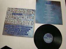 Re-Machined A Tribute To Deep Purple's Machine Head LP VINYL
