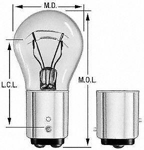 Wagner BP2057LL Turn Signal Light