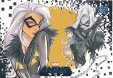 #69 BLACK CAT 2020 Upper Deck Marvel Anime SPIDER-MAN