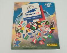 Panini WM 1998 Leeralbum inklusive Bestellschein -deutsche Ausgabe-