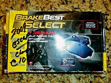 Ford Escape 2009 Disc Brake Pad Mercury Mazda Front Set SC1047 1047 Free Ship!