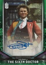 2018 Doctor Who Signature DWA-CB Colin Baker as The Sixth Doctor /50