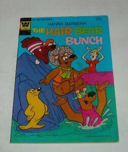 HANNA BARBERA The HAIR BEAR BUNCH # 8 GOLD KEY COMICS 1973 CARTOON CHARACTERS