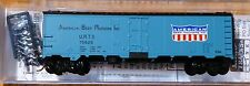 Micro-Trains Line #05900540 URTX American Beef Packers 40' Steel Ice Reefer