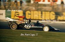 David Purley LEC Connew PC1 Victory Race Brands Hatch 1972 Photograph