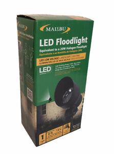 Malibu Led Floodlight 6 Watts 145 Lumens 8401-2604-01 Low Voltage