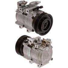 A/C Compressor Omega Environmental 20-21513 fits 2003 Hyundai Santa Fe 3.5L-V6