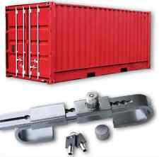 New 20/40FT Goods Shipping Container Lock Hardened Steel Lorry Truck with 2 keys