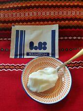 Probiotic Yogurt Starter Cultur 5 litres Bulgarian Bio Greek style Home Yoghurt