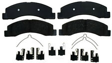 Disc Brake Pad Set-Ceramic Disc Brake Pad Front ACDelco Pro Brakes 17D824CH