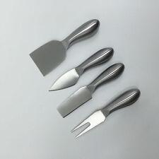 Set 4 coltelli per formaggi acciaio inix ARTE&FUOCO cheese knives