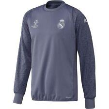 Camisetas de fútbol de clubes españoles entrenamientos de manga corta para hombres
