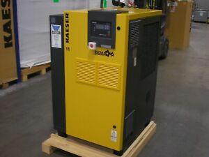 Kaeser SFC11 Variable Speed Compressor 125 PSI 460V 2017