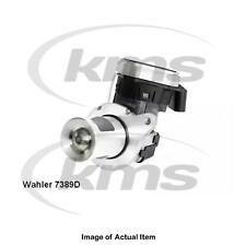 New Genuine WAHLER Exhaust Gas Recirculation EGR Valve 7389D Top German Quality