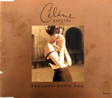 Celine Dion Maxi CD Falling Into You - UK (EX/EX+)