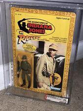 AFA 90 Indiana Jones Raiders of the Lost Ark ROTLA 1982 Indy As German Soldier