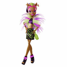 Clawdeeen Wolf Monster High-Puppen