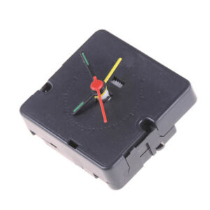 Quartz Alarm Clock Movement Mechanism DIY Replacement Part Set 、3CNIAU