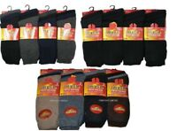 12X Mens Thermal Socks Ski Winter Hold Heat Warm Outdoor Work Boot Work 6-11 lot