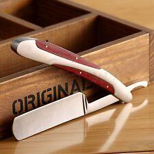 Barber Straight Edge Cut Throat Hair Shaving Folding Knife Razor Classic Gift