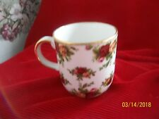 Royal Albert Old Country Roses 1998 Coffee Cups - MINT