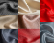 Faux Leather Upholstery Leatherette PVC Fabric Ireland- sent on Roll, not folded