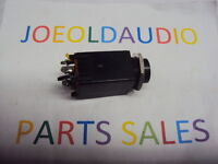 Realistic STA-85 Headphone Jack & Mounting Nut. Tested. Parting Out STA-85.