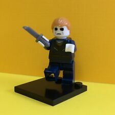 1X Horror Movie Halloween Michael Myers Mini Figure Toy Rare