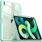 iPad+Air+4th+Gen+Case+Flip+Cover+Folio+Pencil+Holder+Full+Body+Protection+RUGGED