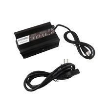 36V 2A Ladegerät für Bleiakku Batterie Elektro Scooter Akkuladegerät