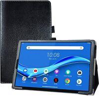 Folio Stand Cover Case for Lenovo Tab M10 FHD Plus 10.3 Inch TB-X606 2020 Rel