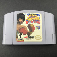 Ready 2 Rumble Boxing 1997 Nintendo 64 N64 Game Cartridge Only Midway