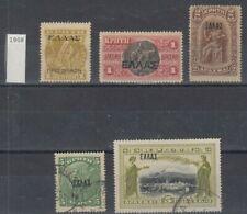 Timbres Crête 1908 Neufs * et Oblitéré