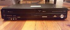 Panasonic HD DVD Recorder / VHS Player Combo HDMI RAM RW Dubbing Model DMR-EZ47V