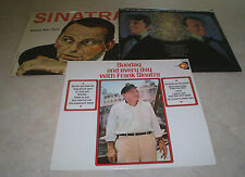 SINATRA WHERE ARE YOU? AUS ONLY, SUNDAY AND EVERYDAY, DEAN & FRANK  LPS