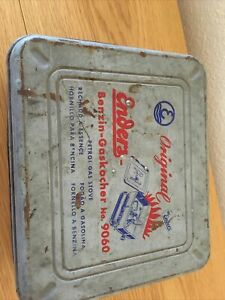 Original Benzinkocher Gaskocher Von Enders No. 9060