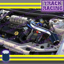 95-00 DODGE STRATUS CHRYSLER SEBRING CIRRUS V6 LONG AIR INTAKE KIT Blue 2