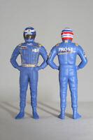 MINICHAMPS 970014 OLIVIER PANIS F1 driver figure PROST GP Team 1:43rd & 1:18th