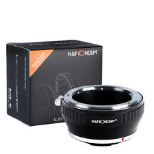 K&F Concept AI-S Lens to Nikon 1 Nikon1 N1 J1 J2 J3 adattatore di montaggio