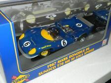 GMP Lola 1967 T70 Chevy Spyder #6 Mark Donohue #12005, 1:18 Scale ,RARE, CIA NIB