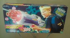 New in Open Box Never Used VINTAGE 1997 Larami Super Soaker CPS 3000 with Box