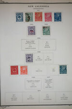 French Colonies 1800's to Early 1900's Stamp Collection