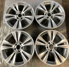 4 Orig BMW Alufelgen Styling 309 8.5Jx19 ET38 6787580 X3 F25 X4 F26 FB279