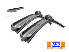 AUDI A3 MK2 HATCHBACK FRONT BOSCH AEROTWIN WIPER BLADE SET A930S FROM 2005 A830