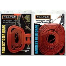 Multus Multus-001 Lifting/Pulling Hunting Game Perfect Deer Drag + Harness