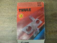 Thule 202 Fit Kit fits mid 90's Chrysler, Dodge and Eagle sedans