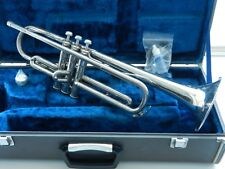 Yamaha Japan YTR-135 Nickel Plated Lightweight Trumpet - Great Playing Horn